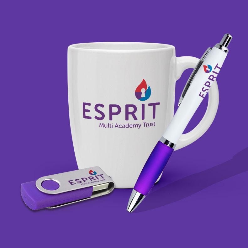 Esprit promotional products