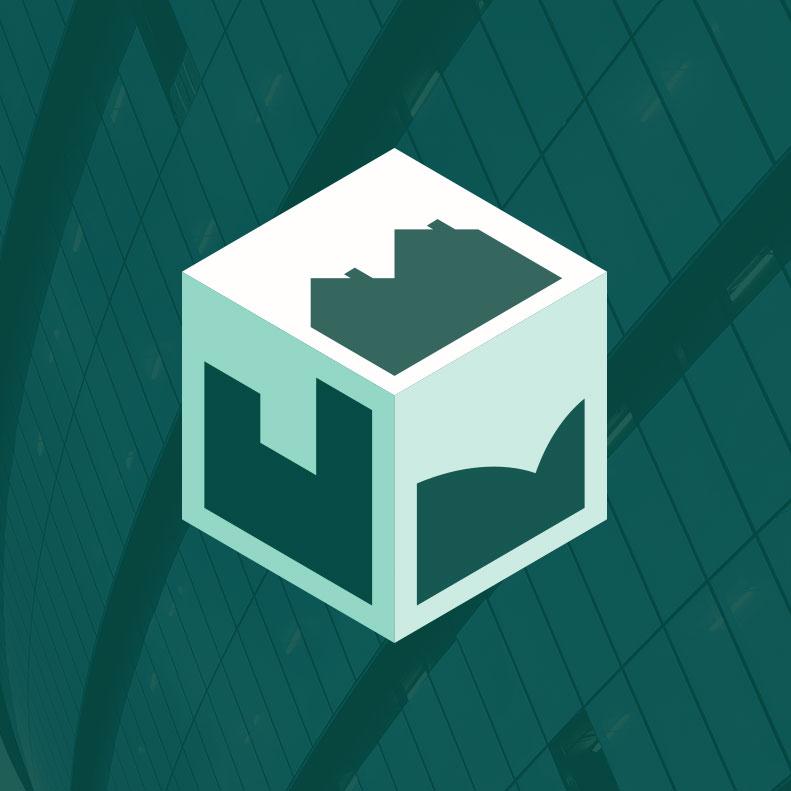 JMI Planning logo design
