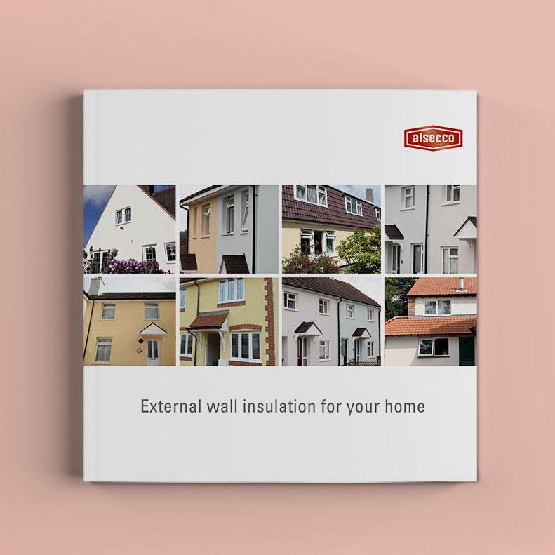 Alsecco brochure design
