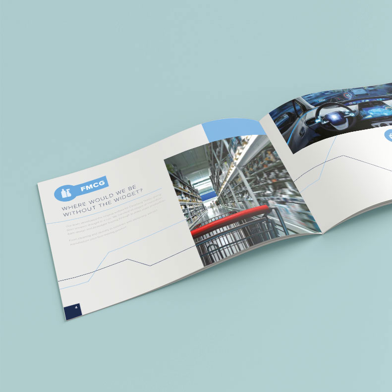 Cameron-Price Brochure Design