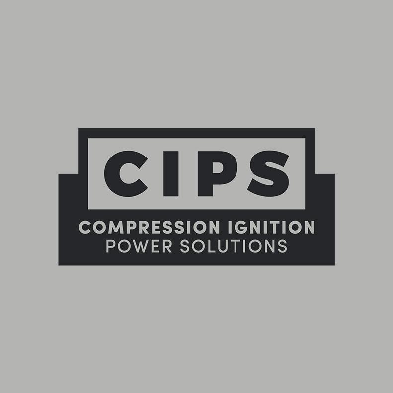 CIPS logo design and branding