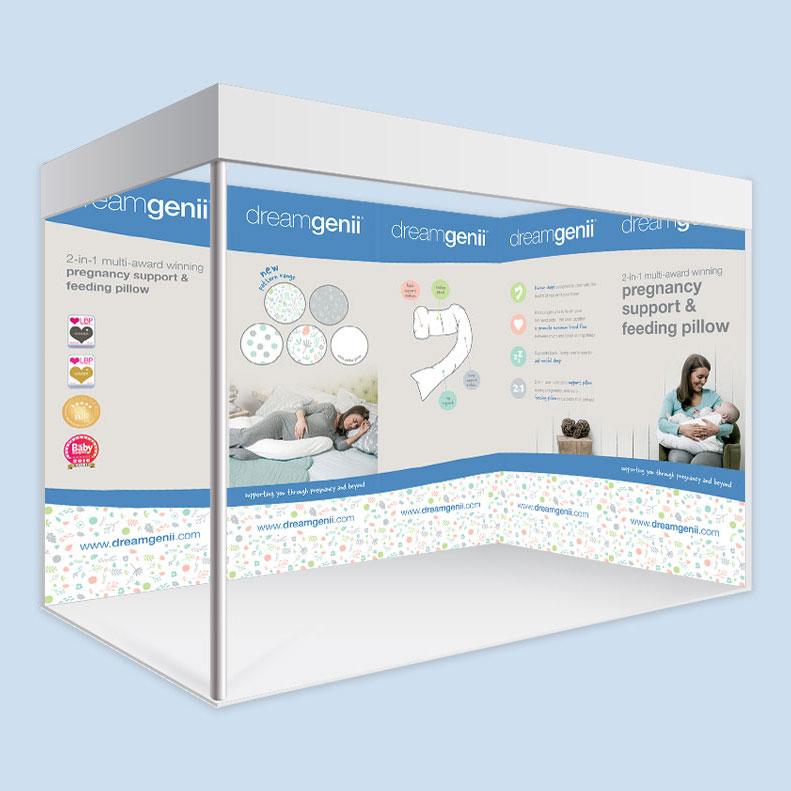 Dreamgenii Shell Scheme graphics design