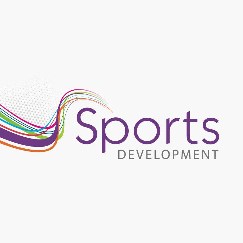 Sport Development logo design