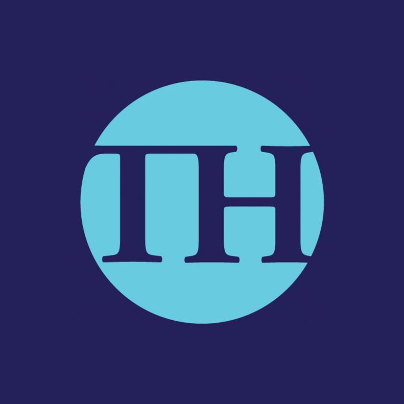 Trentham House Care Home logo design