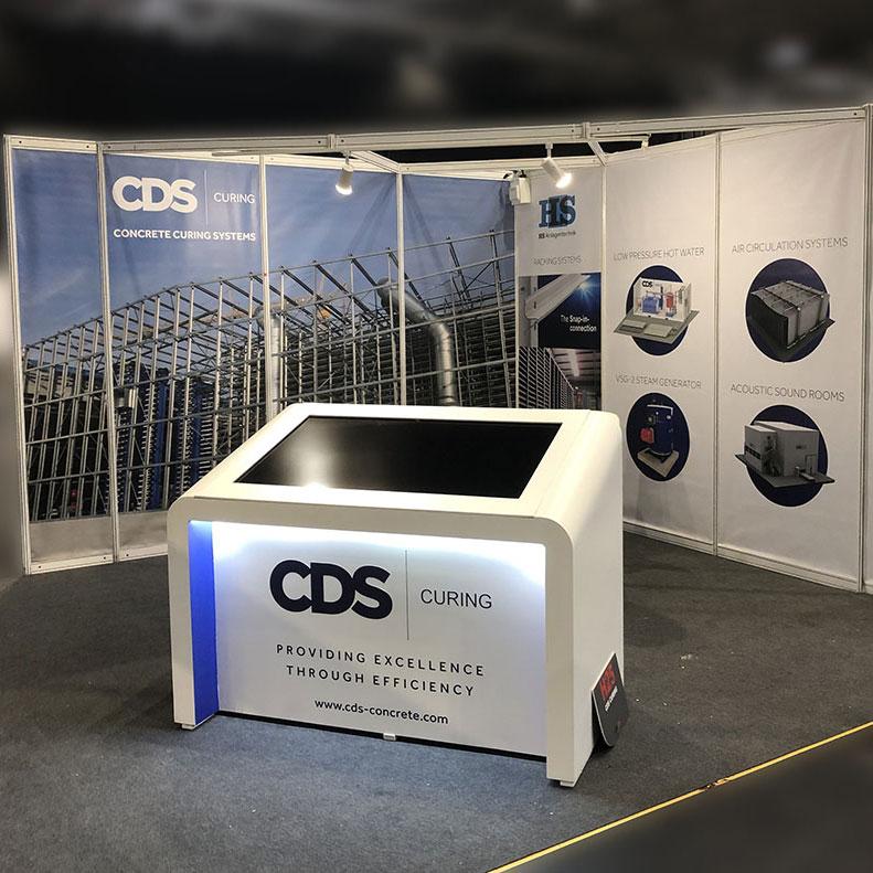 CDS Shell Scheme Graphics