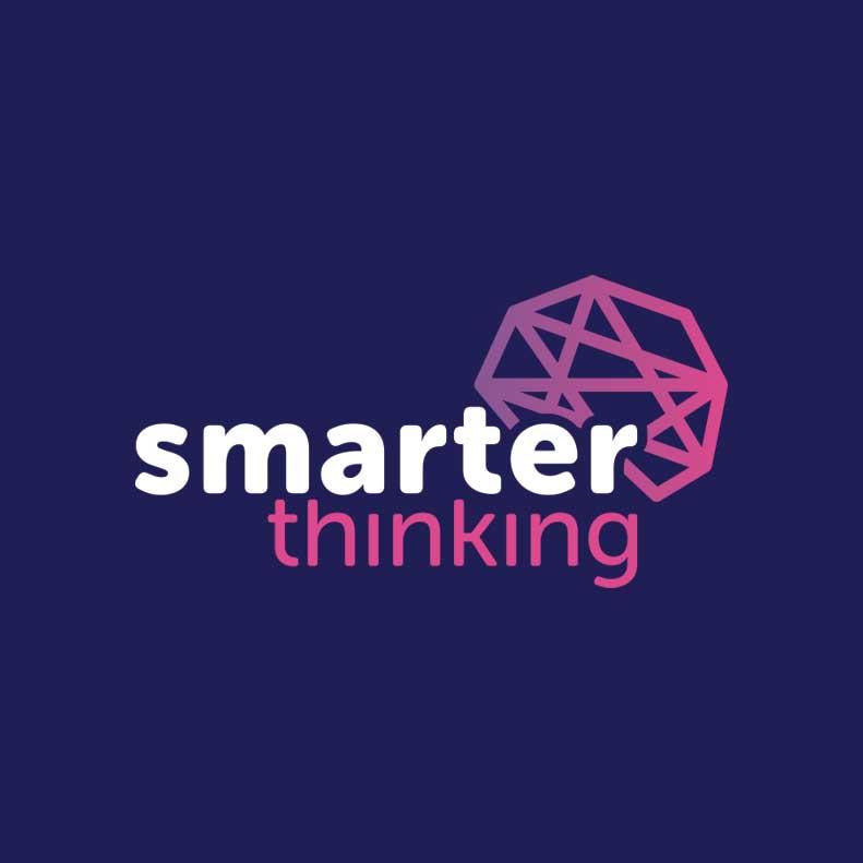 Smarter Thinking logo design